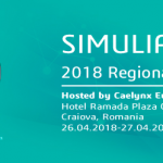 SIMULIA Regional User Meeting Romania 2018 Craiova – Hotel Ramada Plaza
